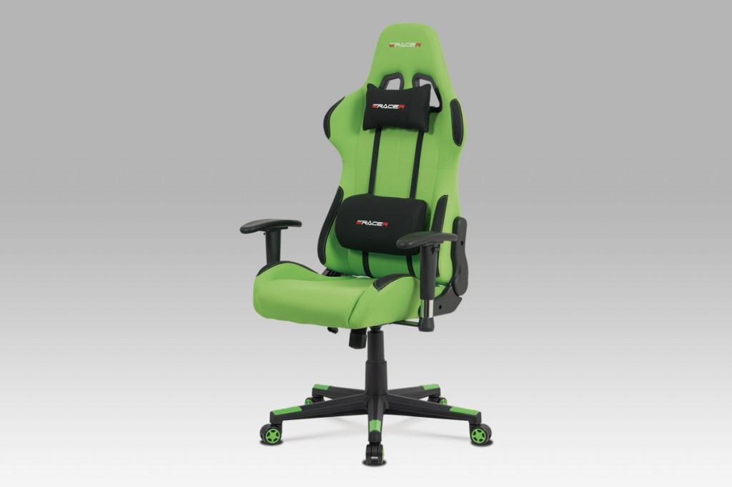 Kancelářská židle KA-F05 GRN