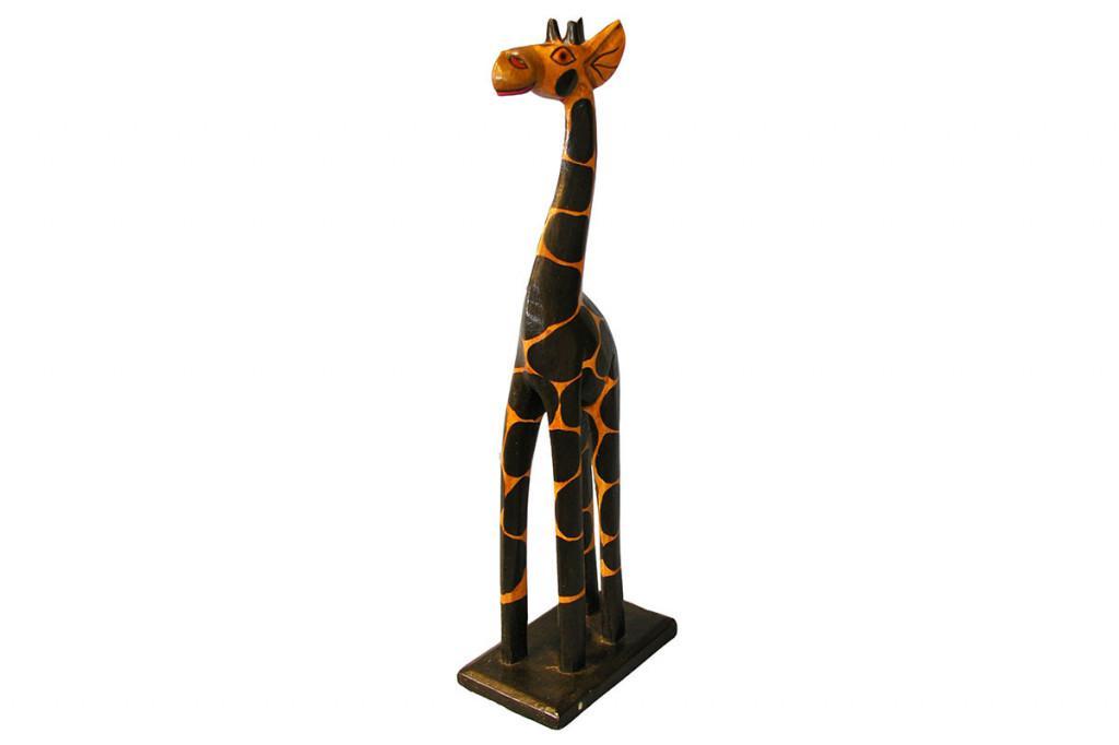 Dřevěná žirafa GB2-40