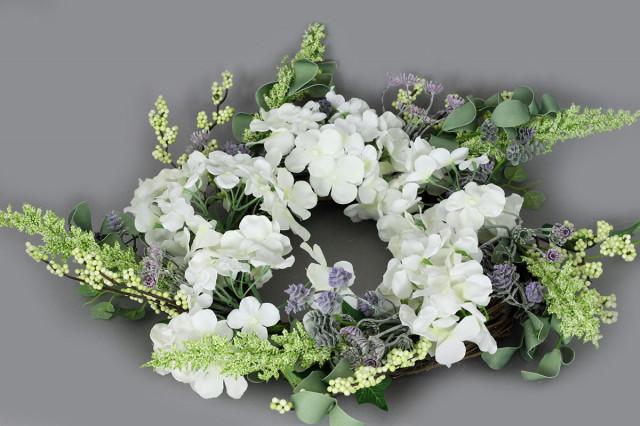 Věnec s květinami PRZ857301