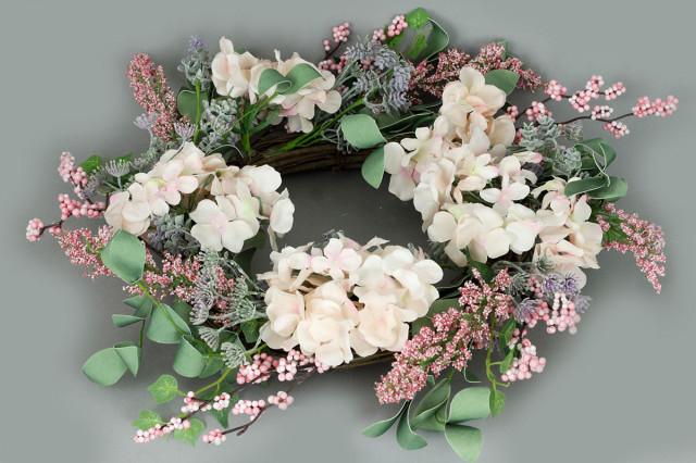 Věnec s květinami PRZ857318