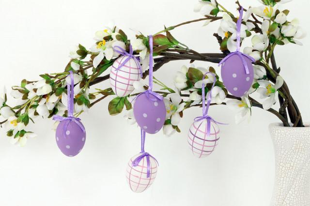Velikonoční vejce (6 ks) VEL5032