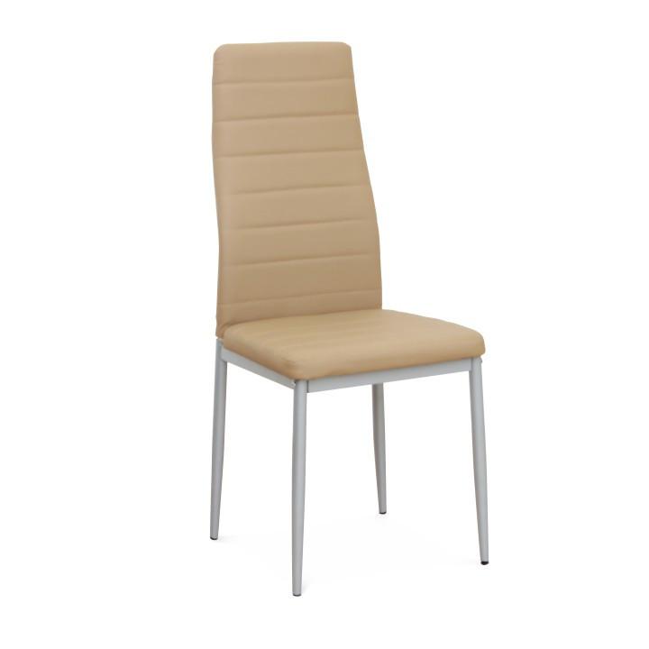 Tempo Kondela Židle COLETA NOVA - béžová ekokůže + kupón KONDELA10 na okamžitou slevu 3% (kupón uplatníte v košíku)