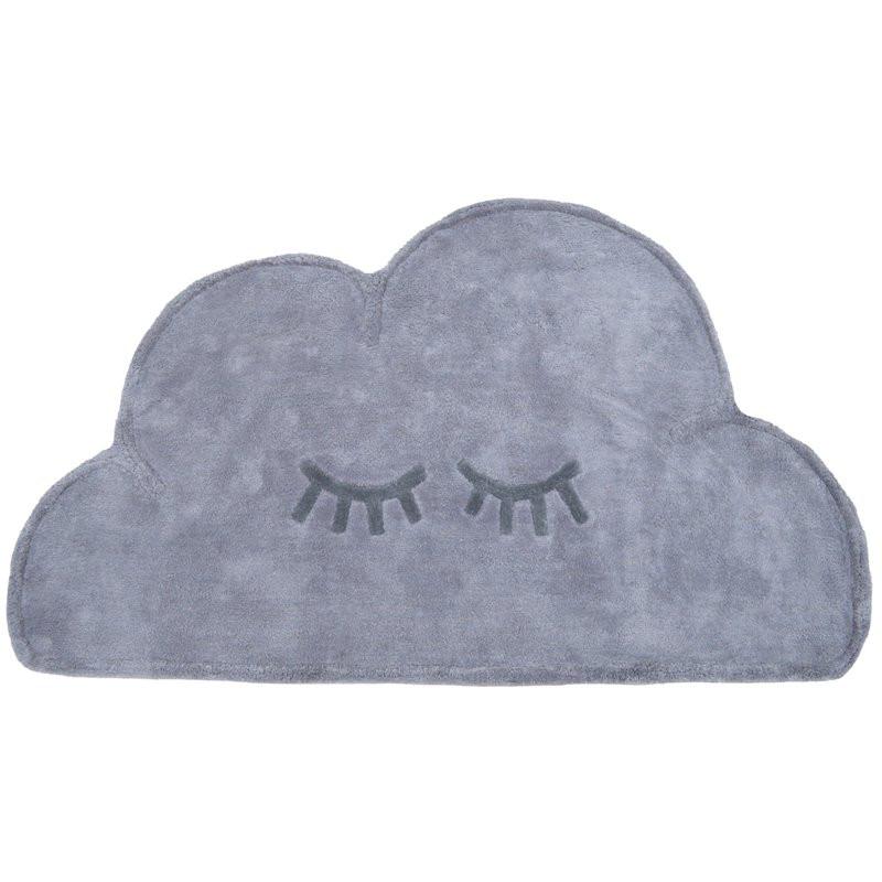 Forclaire Dětský koberec Mráček - šedý 60 x 110 cm