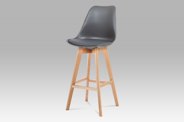 Barová židle CTB-801 GREY
