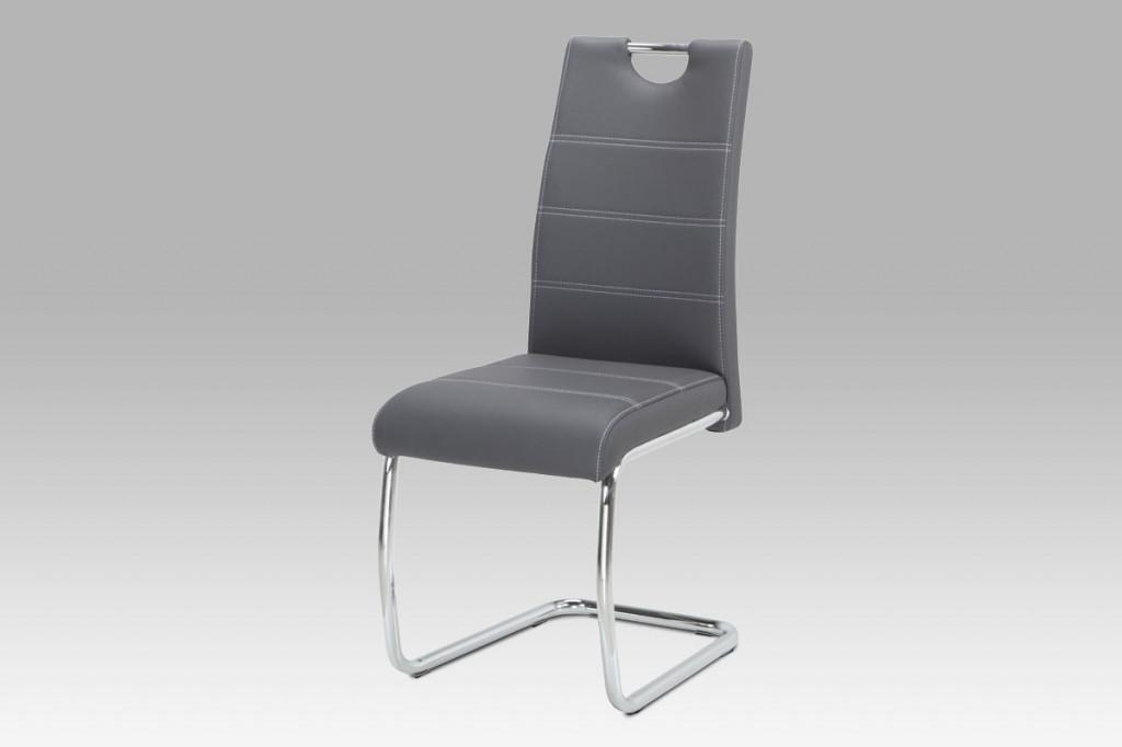 Jídelní židle HC-481 GREY