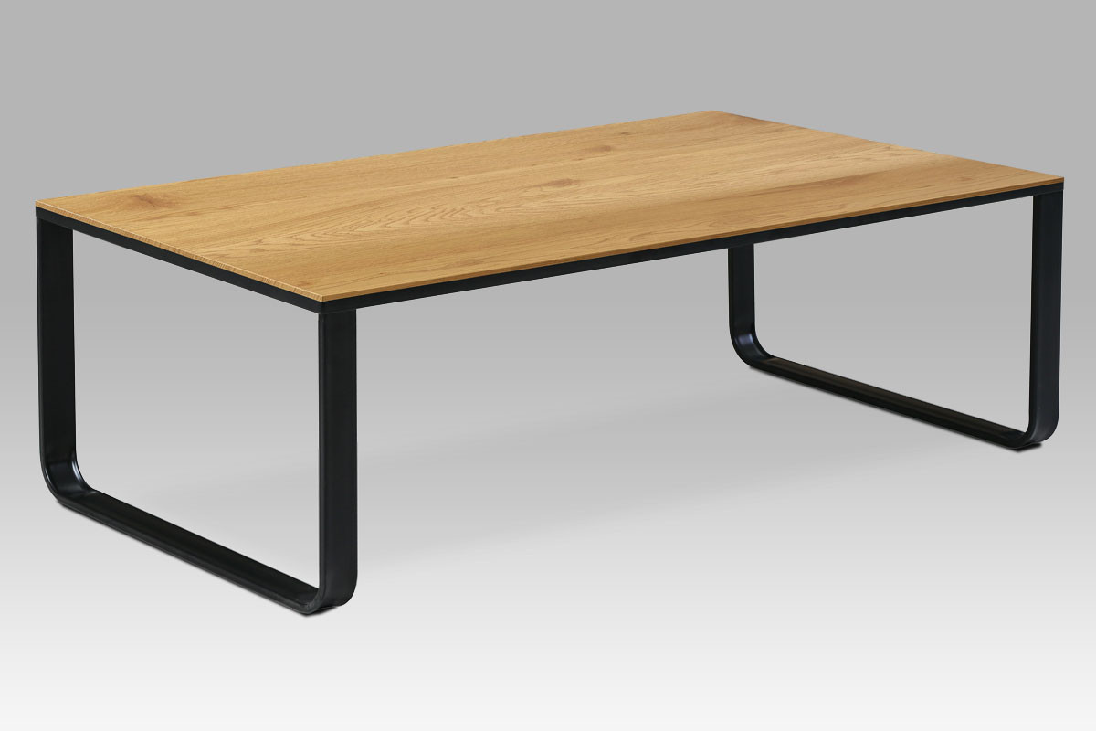 Autronic Konferenční stolek CT-1017 OAK