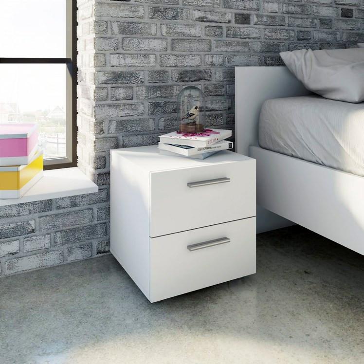 Falco Noční stolek Pedro 070 bílý