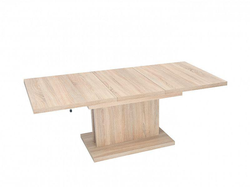 Konferenční stolek MILLI - dub sonoma