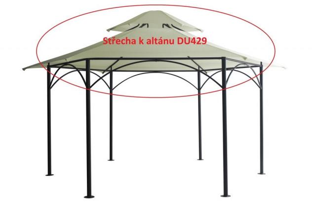 Střecha k altánu DU429