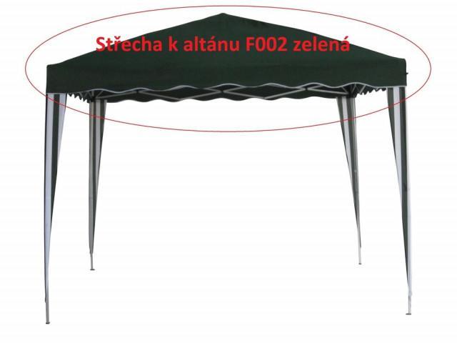 Střecha k altánu F002 zelená