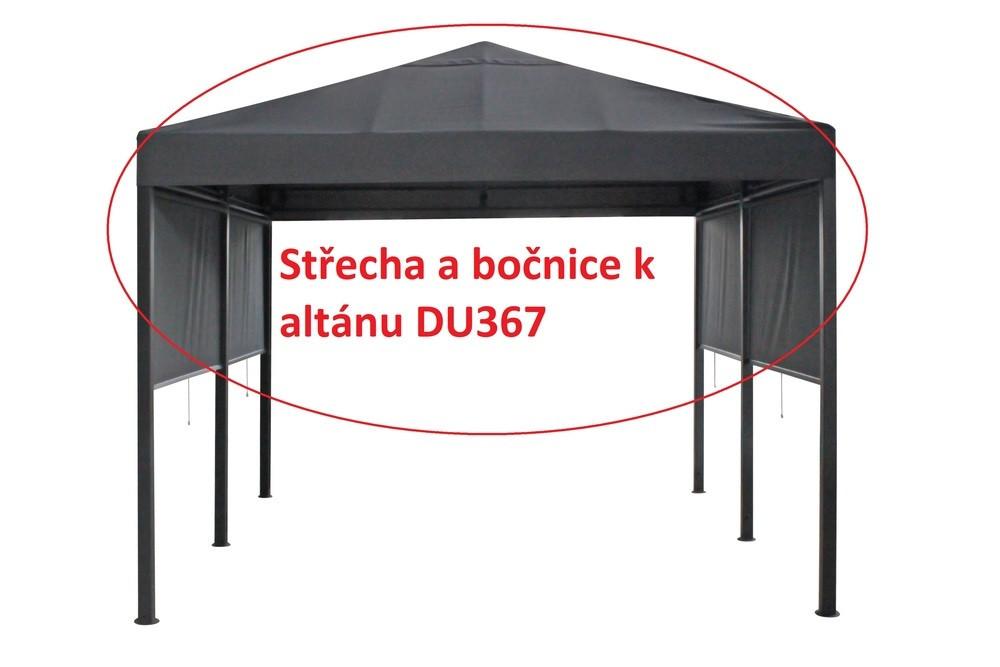 Rojaplast Střecha a bočnice k altánu DU367