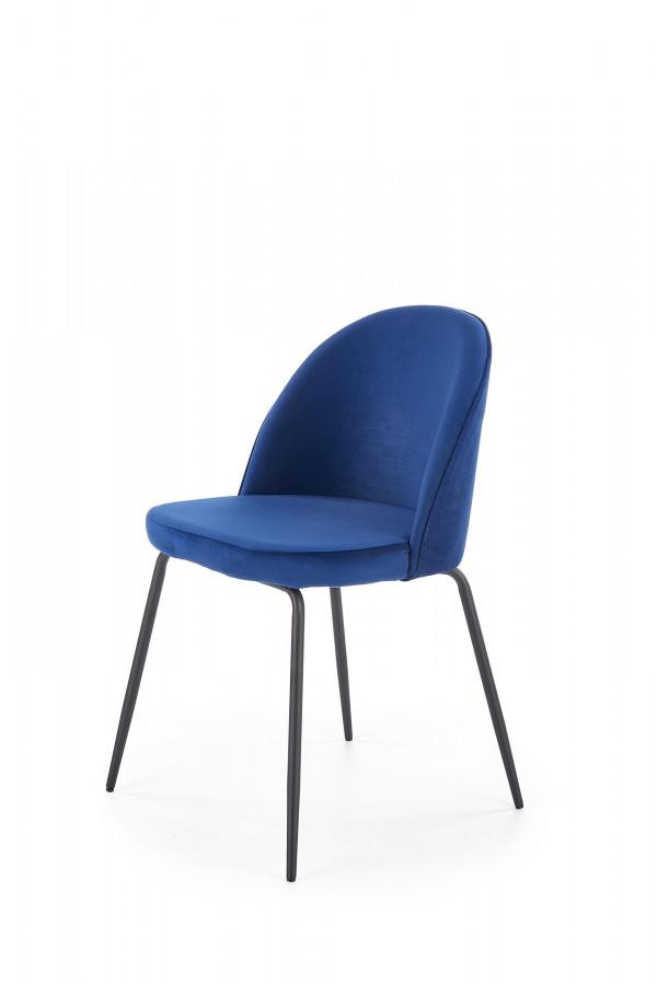 Halmar Jídelní židle K-314 - modrá