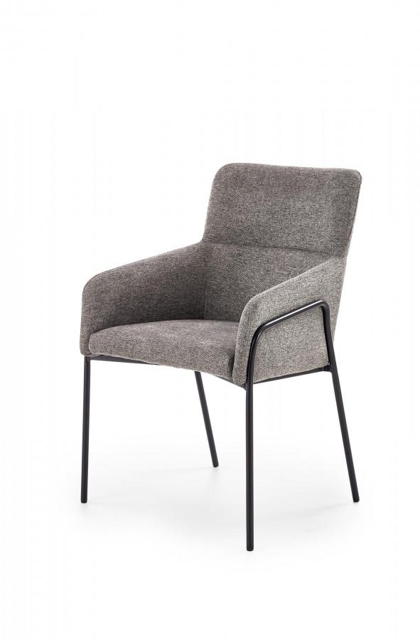 Halmar Jídelní židle s područkami K-327