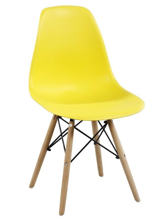 Casarredo Jídelní židle MODENA II žlutá