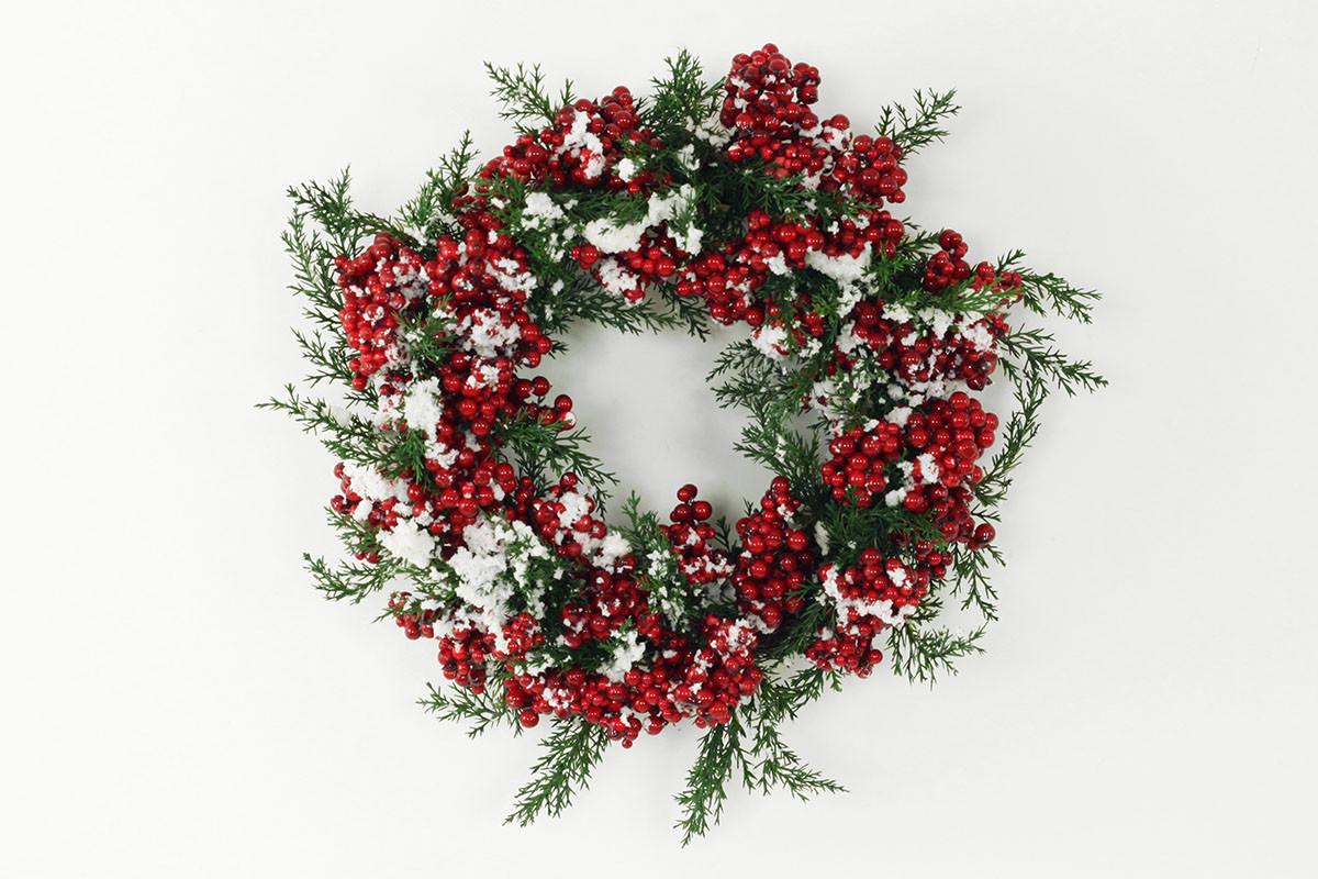 Autronic Věnec, vánoční umělá dekorace PRZ2780