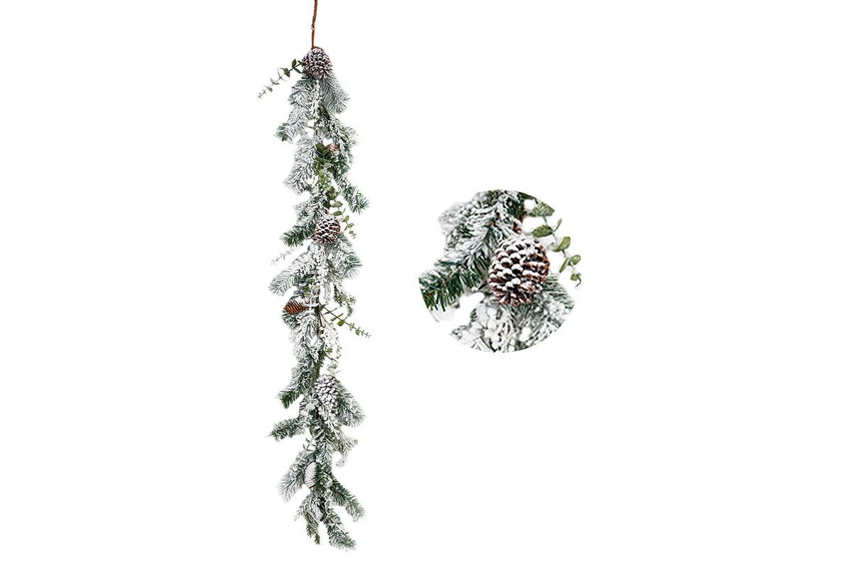 Autronic Girlanda, vánoční umělá dekorace VL3718