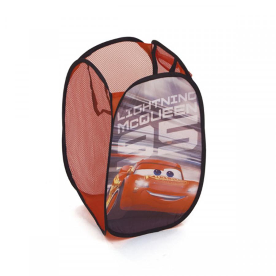 Forclaire Dětský skládací koš na hračky Cars