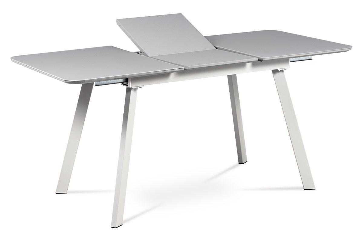 Autronic Rozkládací jídelní stůl HT-801 GREY