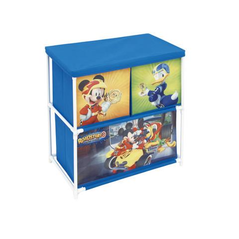 Forclaire Organizér na hračky - Mickey Mouse