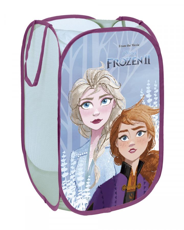 Forclaire Dětský skládací koš na hračky Frozen