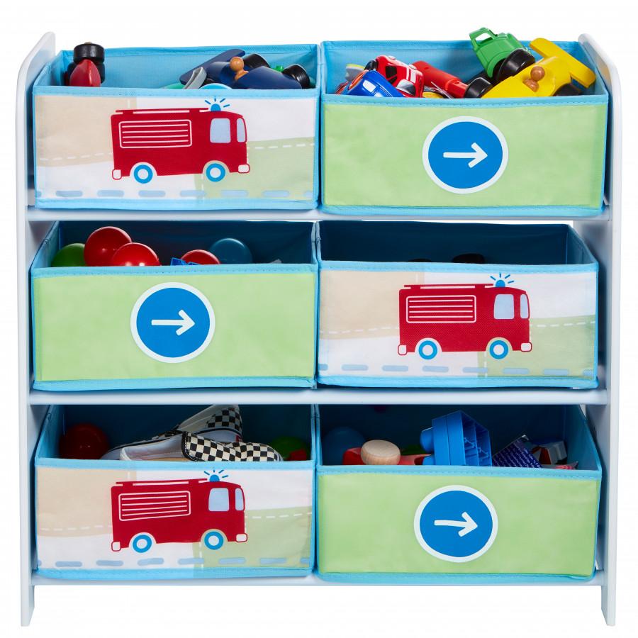 Forclaire Organizér na hračky Doprava