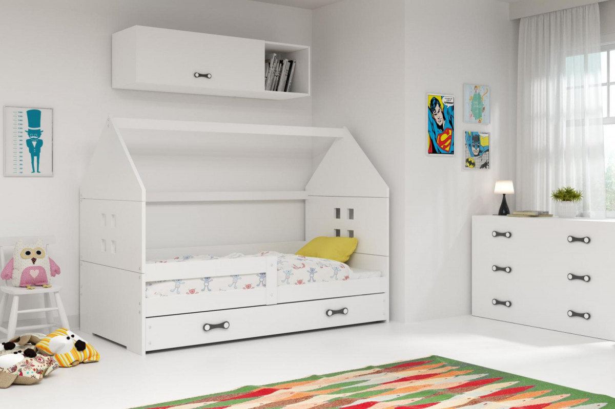 Falco Dětská postel Dominik 80x160 bílá