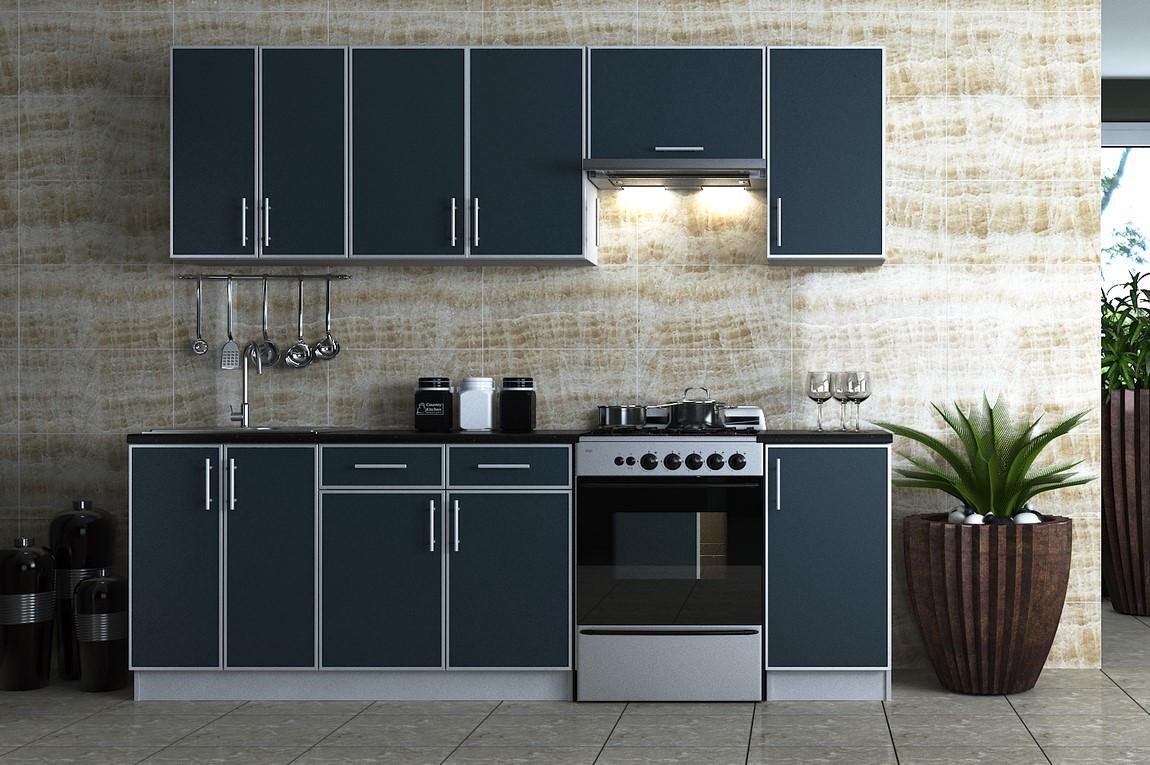 Casarredo Kuchyně VINTAGE 240 grafit