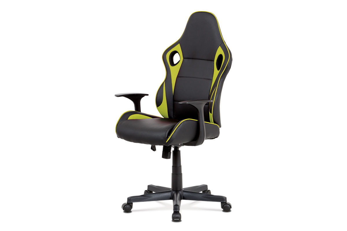 Autronic Kancelářská židle KA-E807 GRN