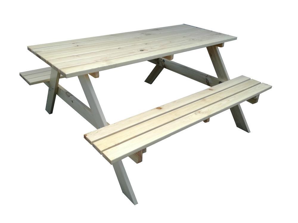 Rojaplast Set PIKNIK - 160 cm - přírodní