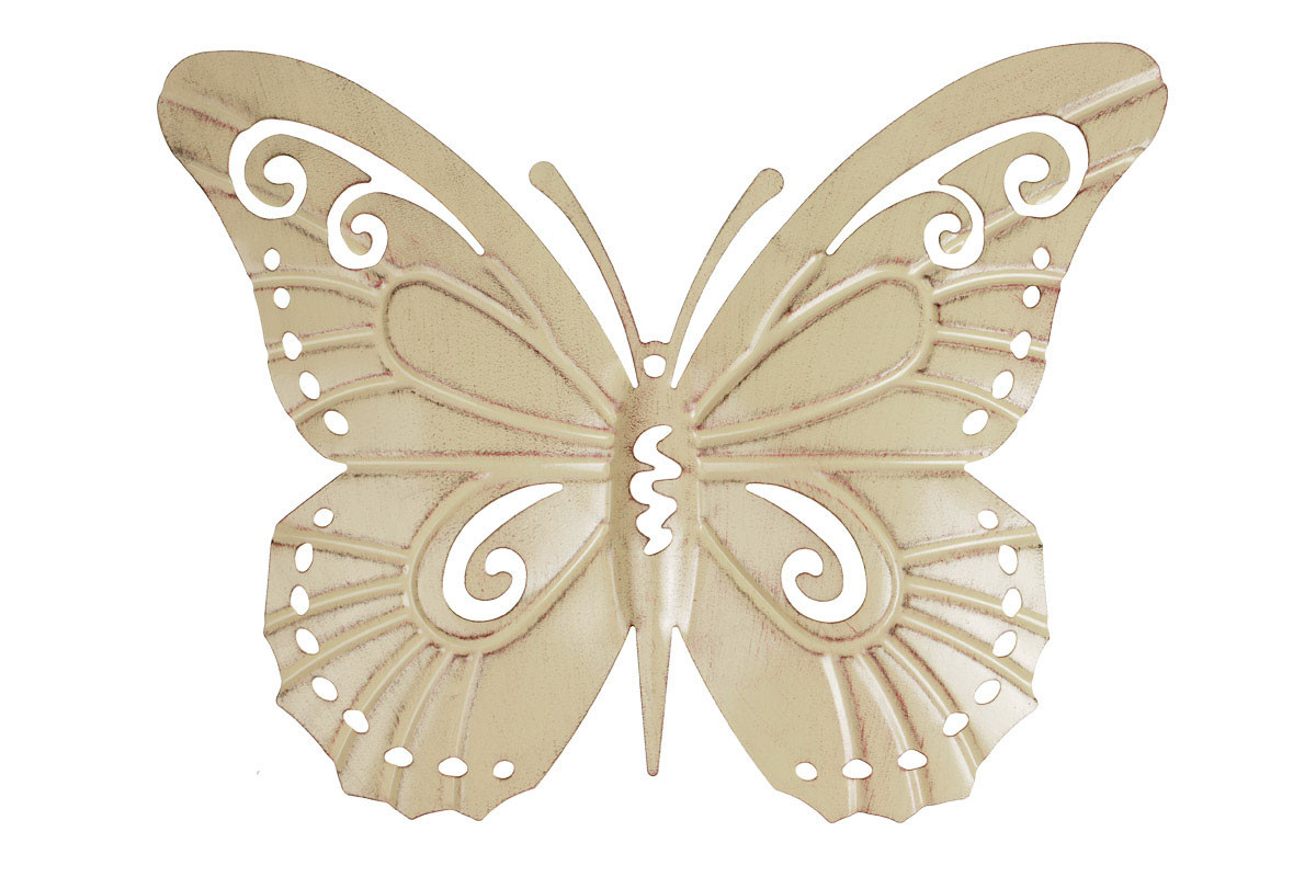 Autronic Kovový motýl UM0771
