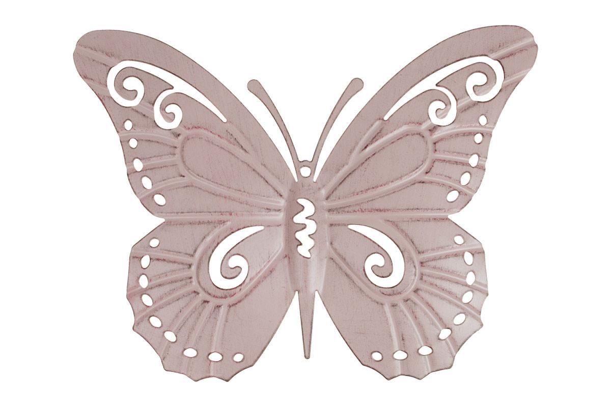 Autronic Kovový motýl UM0772