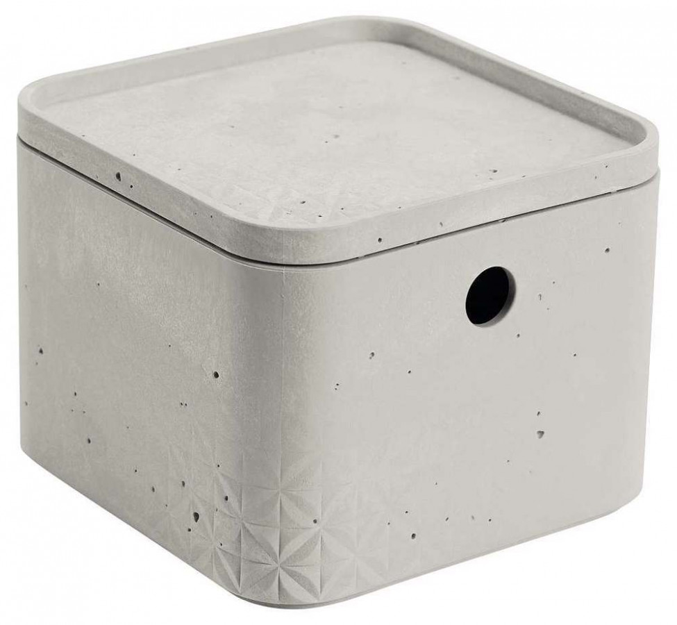 Curver CURVER BETON box s víkem - XS