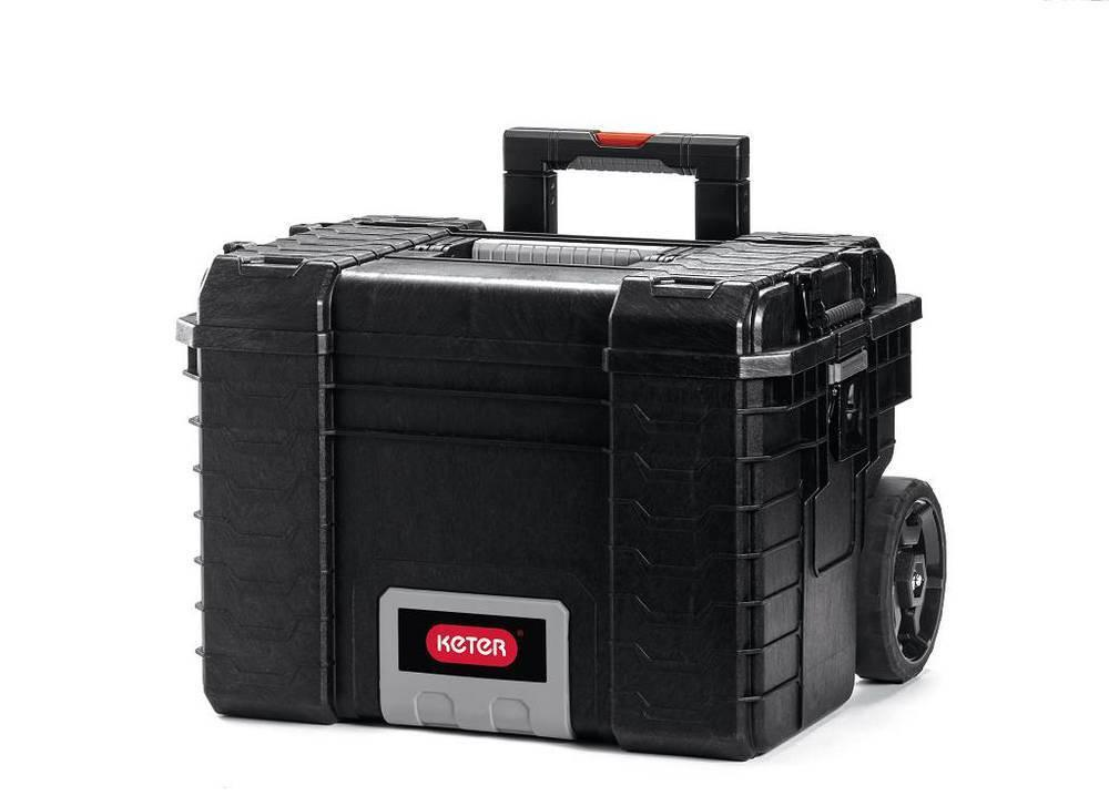 "Keter RIGID GEAR box s kolečky 22"""