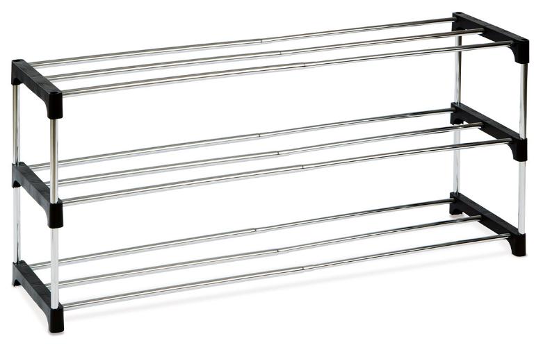 Autronic Kovový botník 83168-21 BK