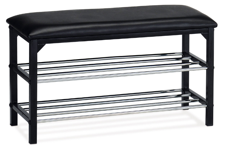 Autronic Botník - taburet 83168-13 WT Bílá