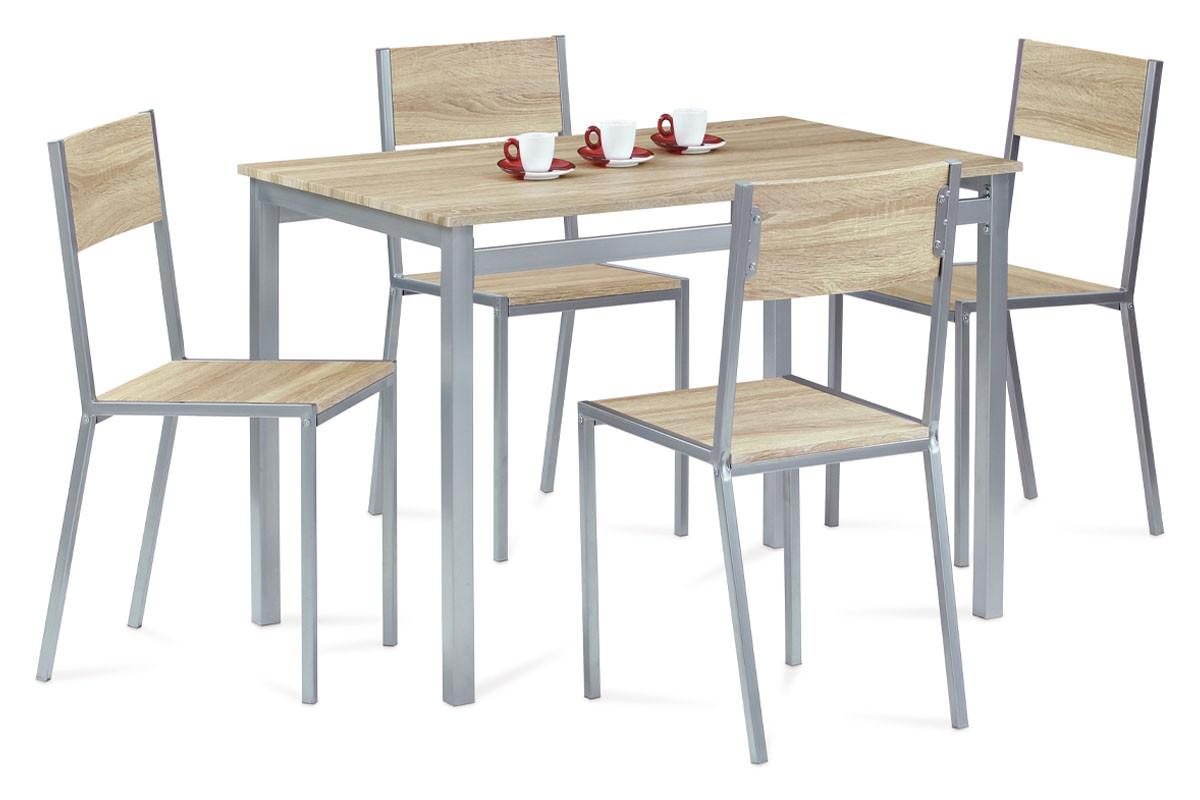 kuchyňský jídelní stůl a židle