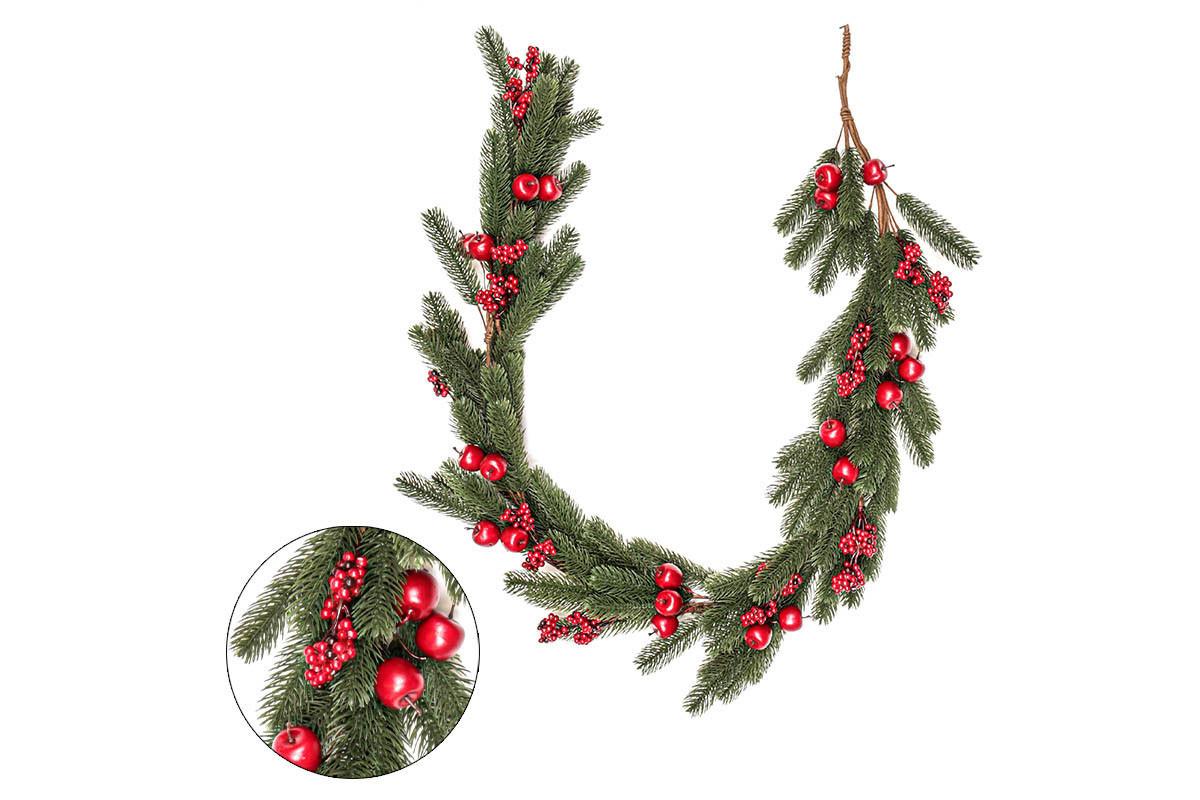 Autronic Girlanda, vánoční umělá dekorace PRZ3372