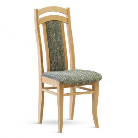 Stima Jídelní židle Aida dub sonoma/látka cappuccino