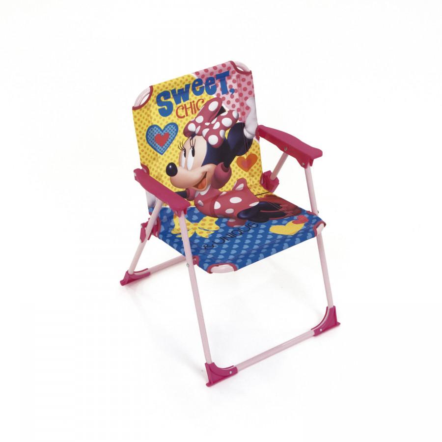 Arditex Dětská campingová židlička Minnie ZLAR0008