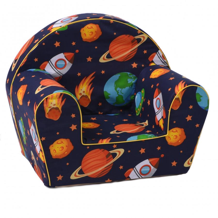 Fimex Dětské křesílko - vesmír DKFI0215
