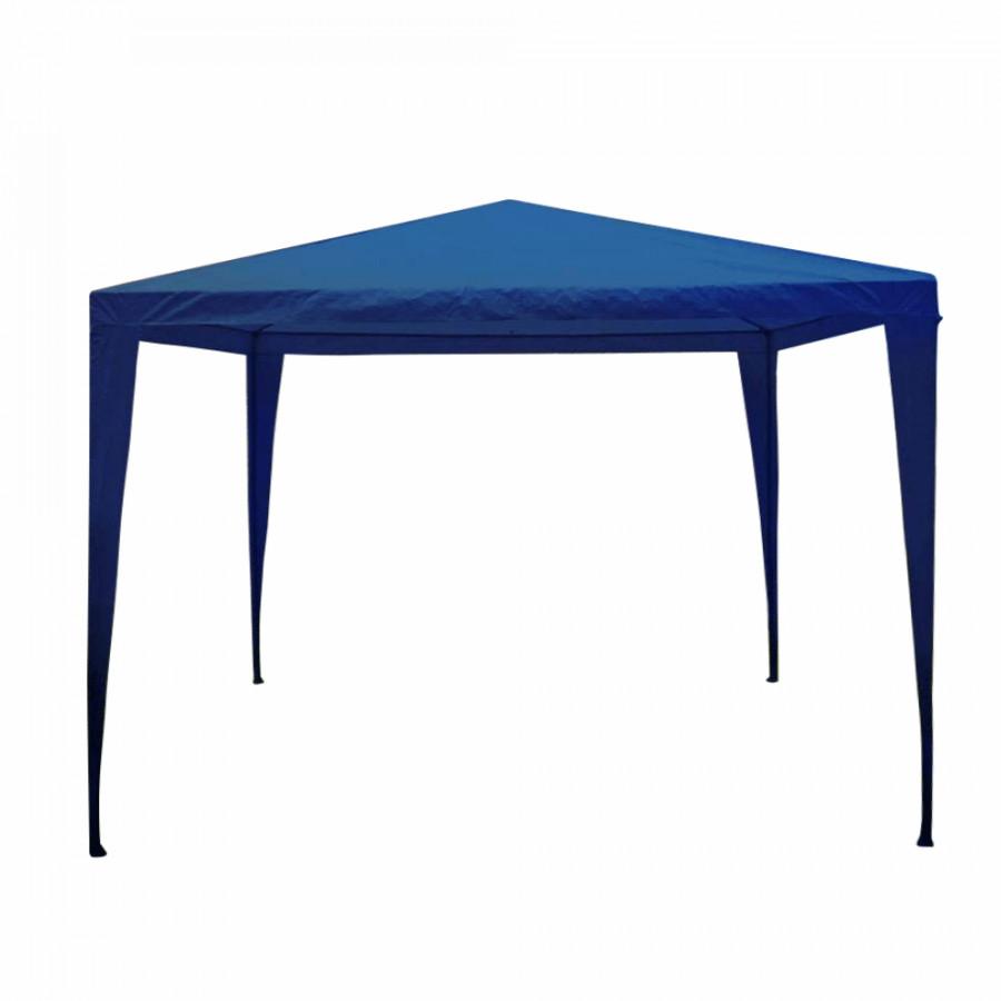 Tempo Kondela Zahradní altánek GOTAN 3x3 m - modrý + kupón KONDELA10 na okamžitou slevu 3% (kupón uplatníte v košíku)