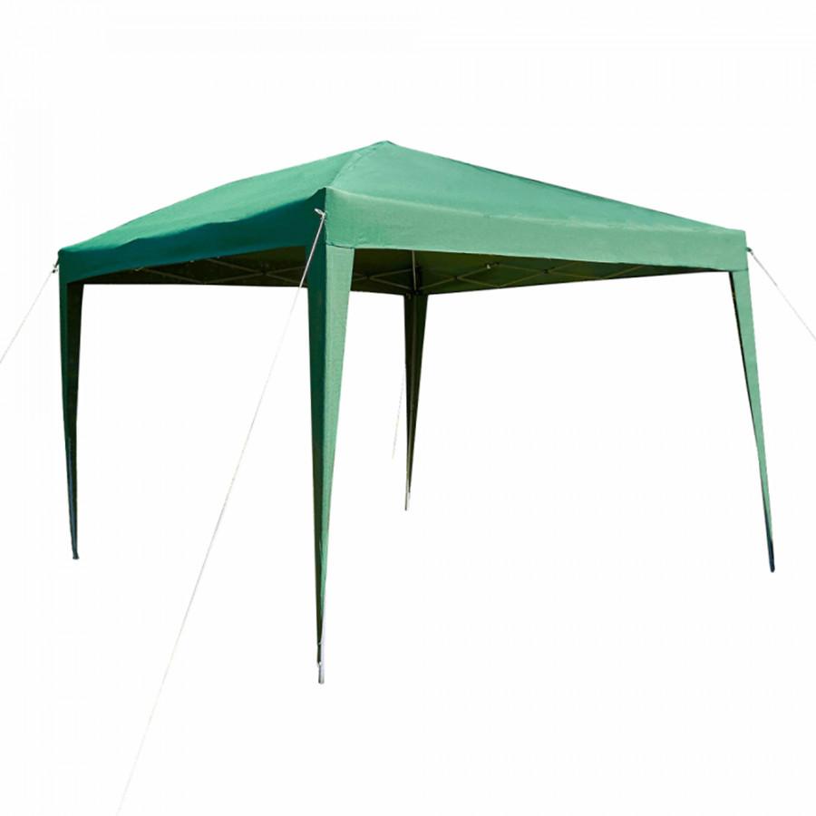 Tempo Kondela Nůžkový skládací zahradní altán TREKAN TYP 1 2x2 m - zelený + kupón KONDELA10 na okamžitou slevu 3% (kupón uplatníte v košíku)