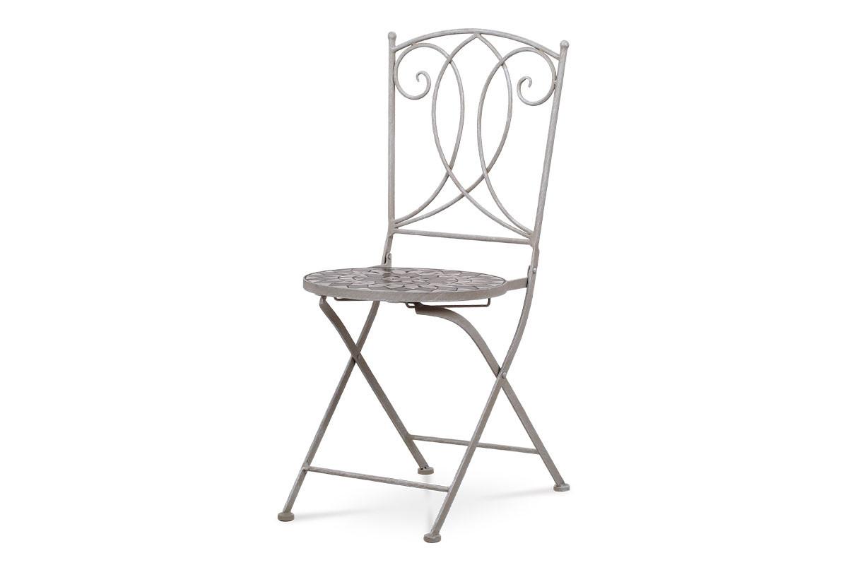 Autronic Zahradní židle - mozaika JF2229