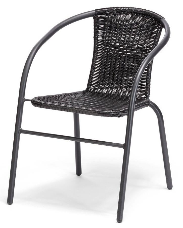 Casarredo Balkonová židle BASILEJ antracit