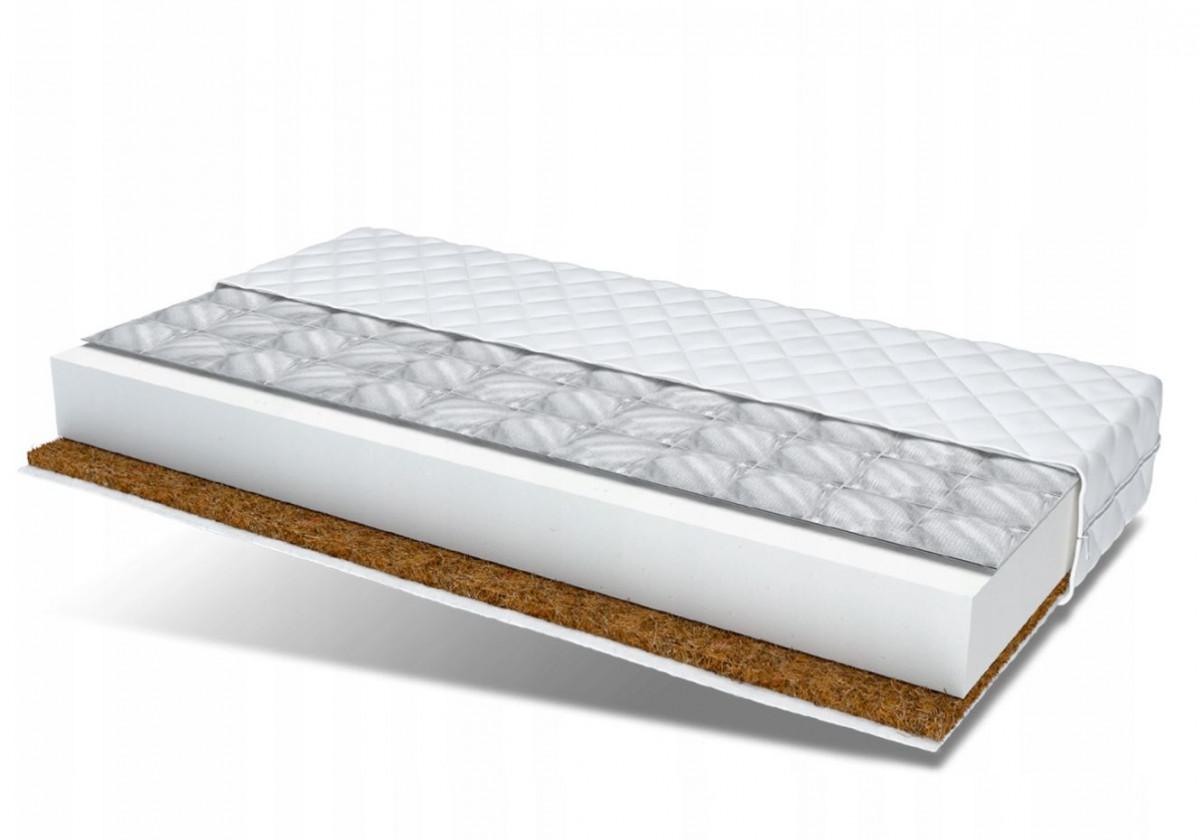 Foam Dětská matrace Classic pohanka-kokos 160x80x9 cm