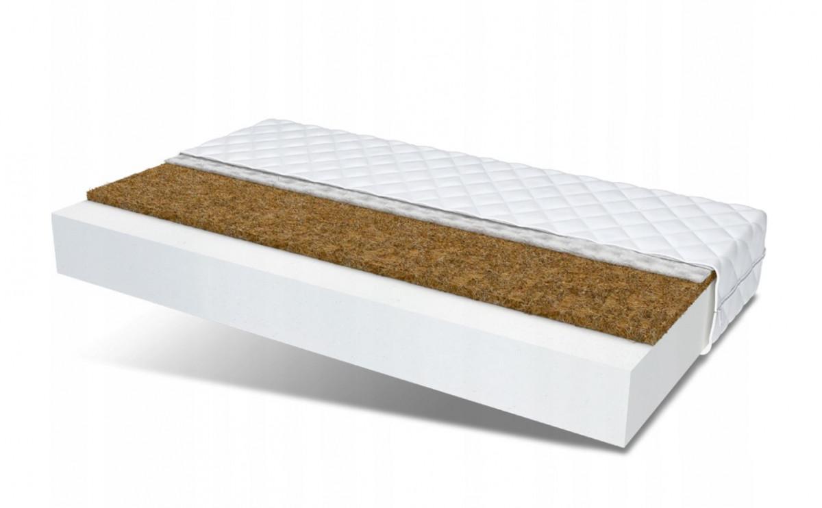 Foam Dětská matrace Classic s kokosem 160x80x9 cm DMFS0584