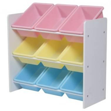 bHome Organizér na hračky Color UBBH0598