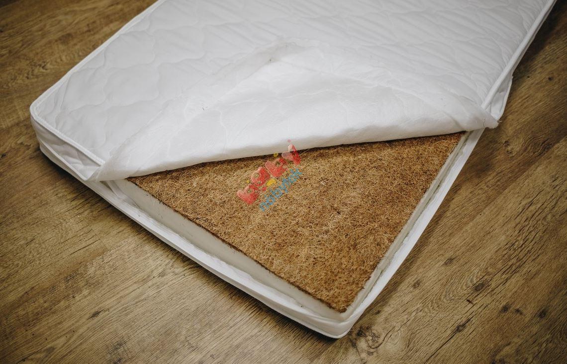 ATAN Dětská matrace BABY/pohanka - 160x70 cm - II.jakost