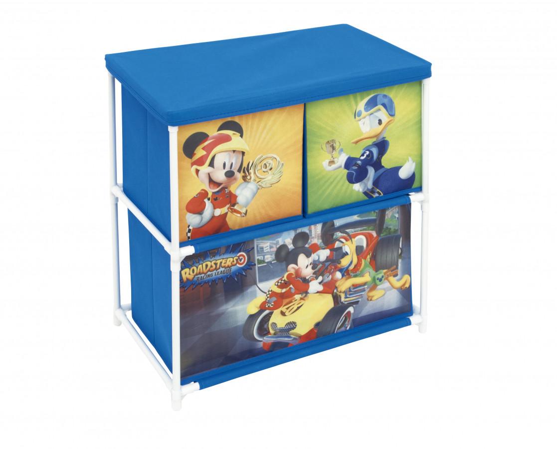 Arditex Organizér na hračky Mickey I UBAR0029