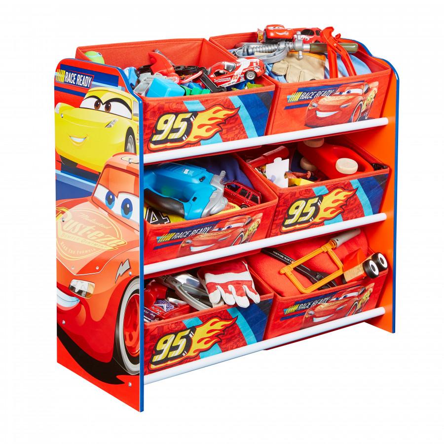 Moose Organizer na hračky Cars
